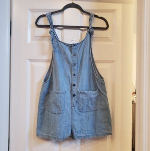 Overall style BDG romper